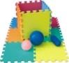 Desky FM946 /10 desek EVA  celocolor 30x30, 10ks puzzle, 1,4cm síla -