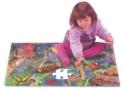 PN 150P Motýli puzzle pěnová -