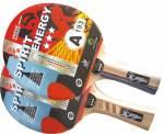 Pálka stolní tenis G. Dragon 3* 90304 -