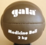 Medicinální míč GALA 2kg -