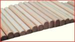 Masážní žebříček dřevo balanční -