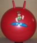 Hop Pepa 50cm skákací míč s rukovítky -