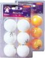 Dragon 621 blister 1* 6ks míčky stolní tenis ping pong -
