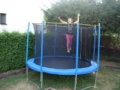 Trampolína SET 305cm BIG set /tramp,síť/ -