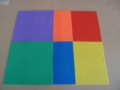 Značka čtverec -